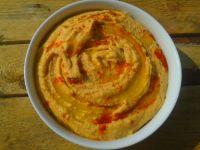 Pikantny humus z ciecierzycy