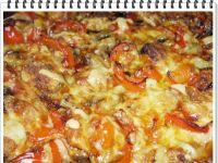 Pizza Eli z kurczakiem