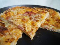 Pizza na zaczynie poolish