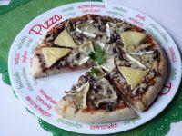Pizza z czarnuszką