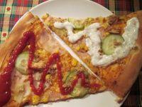Pizza z polędwicą i tuńczykiem