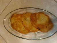 Placki ziemniaczane z serem