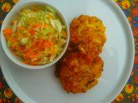 Placuszki z kurczaka i dyni
