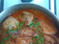 Pollo alla cacciatora czyli kurczak po myśliwsku