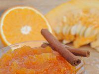 Pomarańczowo-dyniowy dżem