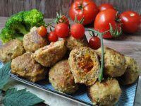 Pomidorki w mięsnym płaszczyku