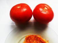 Pomidorowe placki ala ziemniaczane