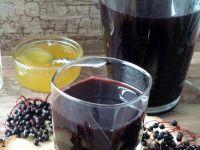 Poncz herbaciany z dzikim bzem
