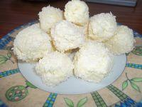 Pralinki kokosowe