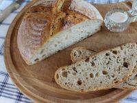 Pszenno-żytni chleb na zakwasie