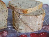 Pszenny chleb na zakwasie z babką płesznik