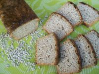 Pszenny chleb na zakwasie ze słonecznikiem