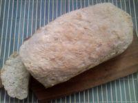 Pszenny chlebek z otrębami owsianymi