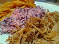 Pulled pork a`la Igraszki