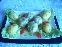 Pulpety w sosie curry
