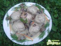 Pulpety w sosie pieczarkowym