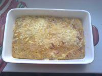 Resztkowe śniadanie z makaronu i kaszy
