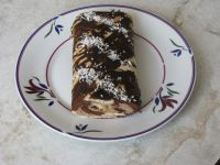 Rolada kawowa-kakaowa