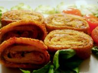Rumiane ślimaczki