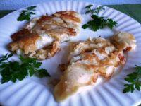 Ryba w ciescie z mascarpone
