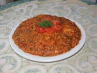 Ryba w sosie pomidorowym