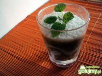 Ryż na słodko - z czekoladą i kokosem