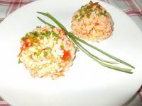 Ryż z makaronem