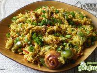Ryż z warzywami do ,,chińszczyzny ,,: