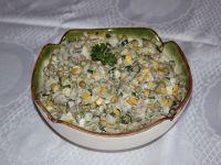 Sałatka kukurydziana