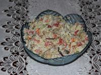 Sałatka rybno-kapuściana