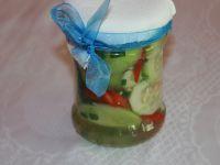 Sałatka warzywna marynowana