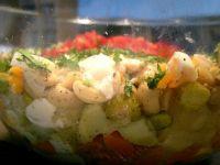 Salatka z matjasow z ziemniakami
