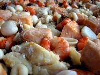 Sałatka z owoców morza