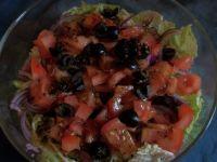 Sałatka z pekinką i pomidorami wg Zub3r'a