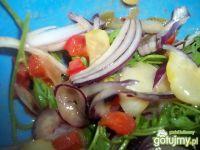 Sałatka z rzeżuchą