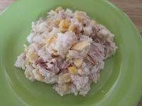 Sałatka z tuńczyka
