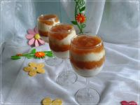 Śliwkowo-jogurtowy deserek