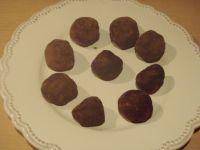 Słodkie kuleczki z mascarpone