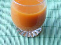 Smaczny napój z warzyw