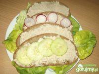 Smarowidło z kurczaka do chleba