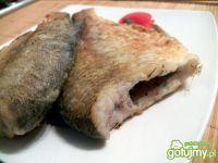 Smażone ryby słodkowodne