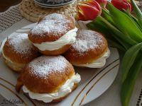 Śnieżne pączki karnawałowe - Pysza słodkość na nadchodzący tłusty czwartek