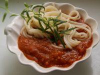 Sos mięsno-pomidorowy a'la bolognese wg Buni