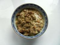 Sos śmietanowo-serowy z mięsem mielonym