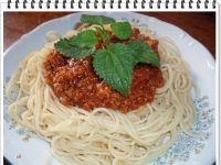 Spagetti boloneze Eli