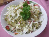 Surówka obiadowa z korniszonami II