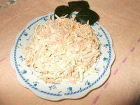 Surówka z selera i marchewką