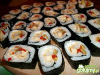sushi-maki z tofu
