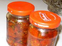 Suszone pomidory w oliwie