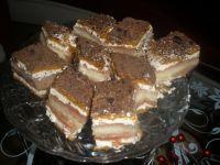 Świąteczne ciasto tęczowa